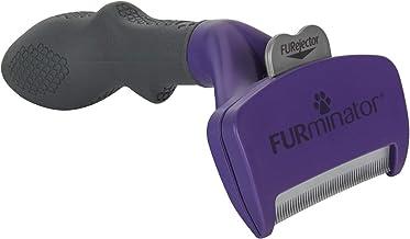 Furminator Short Hair deShedding Tool for Large Cats, Standard