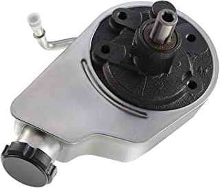A-Premium Power Steering Pump with Reservoir Replacement for Chevrolet Avalanche 1500 C1500 C2500 K1500 Tahoe GMC C1500 C2500 K1500 K2500 Yukon 1997-2002