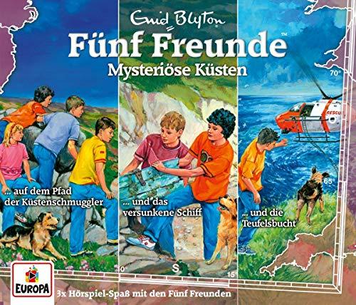 034/3er-Box-Mysteriöse Küsten