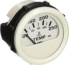 100/&Deg;-250/&Deg; Water Temp Gauge Faria Chesapeake Ss Instruments