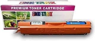 Sham Technologies Ce311a Cyan Laserjet Toner Cartridge, Compatible Universal 1000 Pages