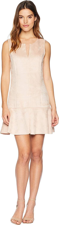 BCBGMAXAZRIA Womens Flare Skirt Dress