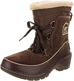 Women's Tivoli III Boot, Tobacco/Flax, 9 M US
