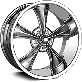 Ridler 695 Wheel with Chrome Finish (17x8/5x114.3, 0mm Offset)