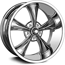 Ridler 695 Wheel with Chrome Finish (18x8/5x120.65, 0mm Offset)