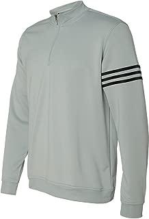 adidas Golf Men's 3-Stripes Layering Top