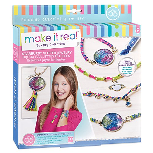Make It Real 1301 - Set di Gioielli Starburst Glitterati