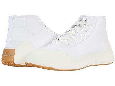 adidas by Stella McCartney Treino Mid (White/Off-White/Pearl Rose) Women