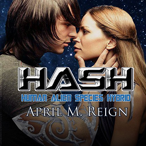 HASH: Human Alien Species Hybrid audiobook cover art