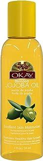 Okay Blended Jojoba Oil, For Skin and Hair, 2 Ounce