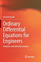 Ordinary Differential Equations for Engineers: Problems with MATLAB Solutions