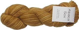 Alpaca Sox 1840 Kettle Dyed Dark Honey