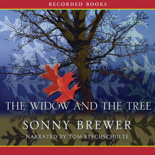 The Widow and the Tree audiobook cover art