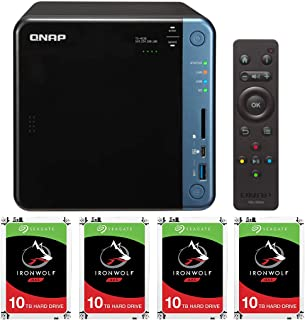 Qnap TS-453B : QTS-Linux combo quad-core NAS (40TB)