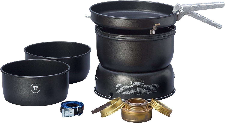 Trangia (Trangia) storm cooker L black version TR355UL