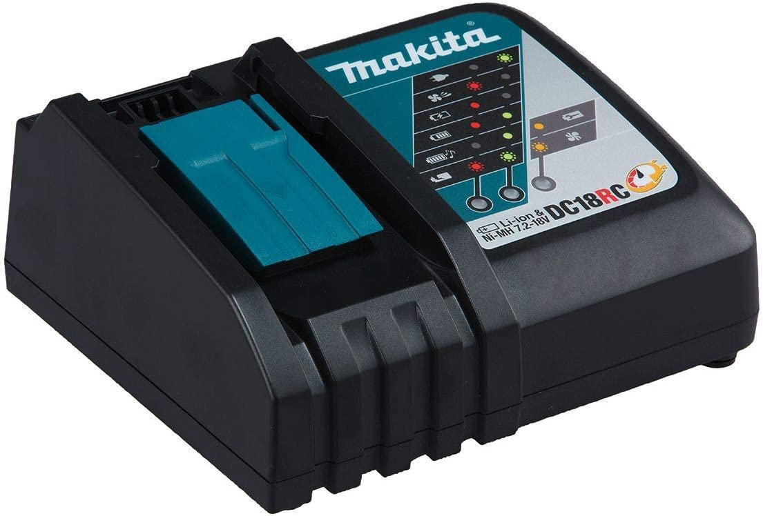 /& DC18RC Chargeur Makita DCG180Z Pistolet /à Mastic 5000 N Machine Seule