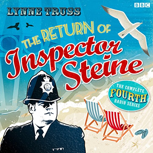The Return of Inspector Steine audiobook cover art