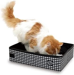 Necoichi Pop-up Portable Cat Litter Box Always Ready to go!