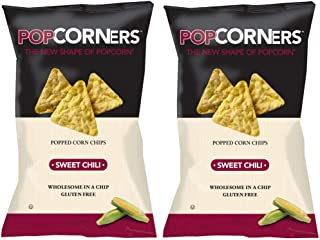 Popcorners Sweet Chili Popped Corn Chips 5 oz 2 pk