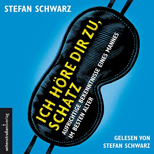 Ich höre dir zu, Schatz audiobook cover art
