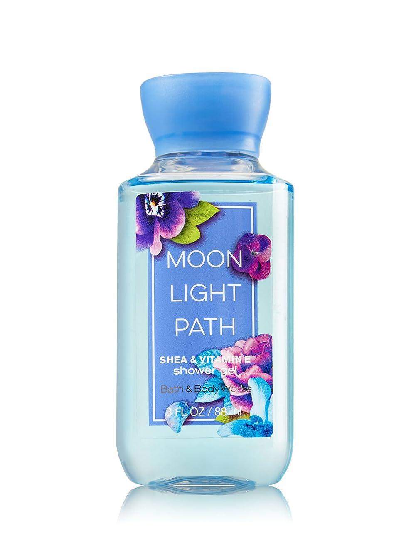 彼らのもの言うまでもなく発症Bath & Body Works (バス&ボディワークス) ムーンライトパス シャワージェル トラベルサイズ Moonlight Path shower gel Travel-Size [並行輸入品]