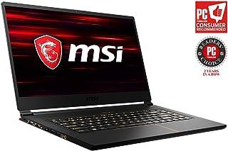MSI GS65 (Laptop Gamer) i9-9880H tela 15' FHD RTX 2080 SSD 500Gb NVMe RAM 16Gb