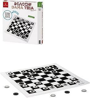Dal Negro 53920 Tria Magnetic Family Game, Multi-Colour