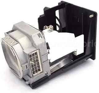 VLT-XL550LP Premium Compatible Projector Replacement Lamp with Housing for Mitsubishi XL550U / XL1550 / XL1550U / XL550 - VLT-XL550LP Projectors by Watoman