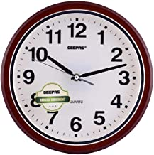 Geepas Wall Clock, Analog - GWC4817