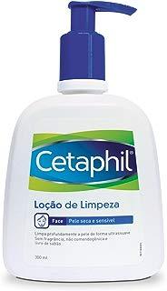 Loção de Limpeza, 300 ml, Cetaphil