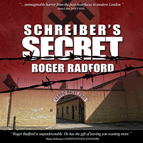 Schreiber's Secret audiobook cover art