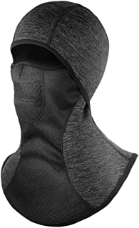 RIGWARL Balaclava Breathable Motorcycle Face Mask Full Face Mask for Skiing, Cycling, Running, Fishing, Outdoor Tactical Training-Wind Dust Pollution Rain Sun Protection