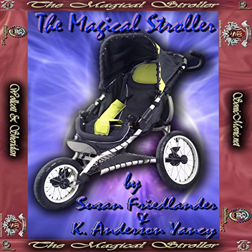 The Magical Stroller cover art