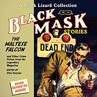 Black Mask 3: The Maltese Falcon - and Other Crime Fiction from the Legendary Magazine audiobook cover art