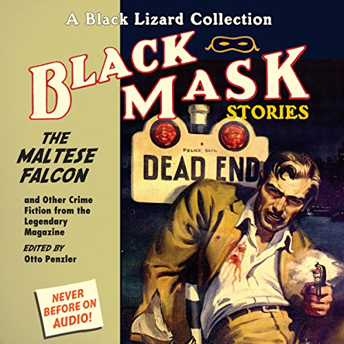 Black Mask 3: The Maltese Falcon - and Other Crime Fiction from the Legendary Magazine cover art