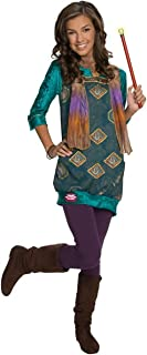 Rubies Costume Co Girls' Wizards Of Waverly Place Alex Paisley Dress Costume