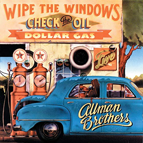 Wipe The Windows, Check The Oil, Dollar...
