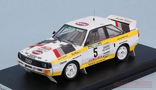 punto de venta de la marca Trofeu TFRRAL70 Audi Sport Quattro N5 N5 N5 Rally Portugal 1985 ROHRL-GEISTDORFER 1 43 Compatible con  en promociones de estadios