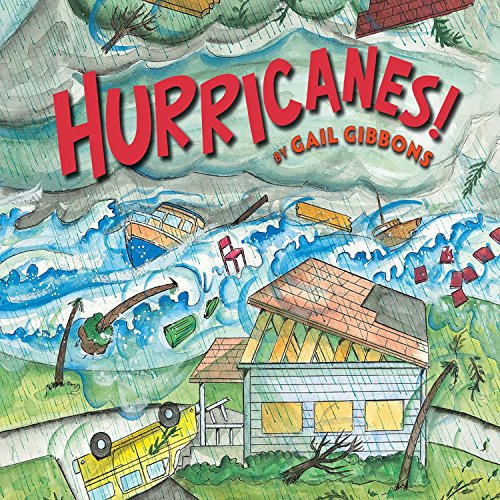Hurricanes! audiobook cover art
