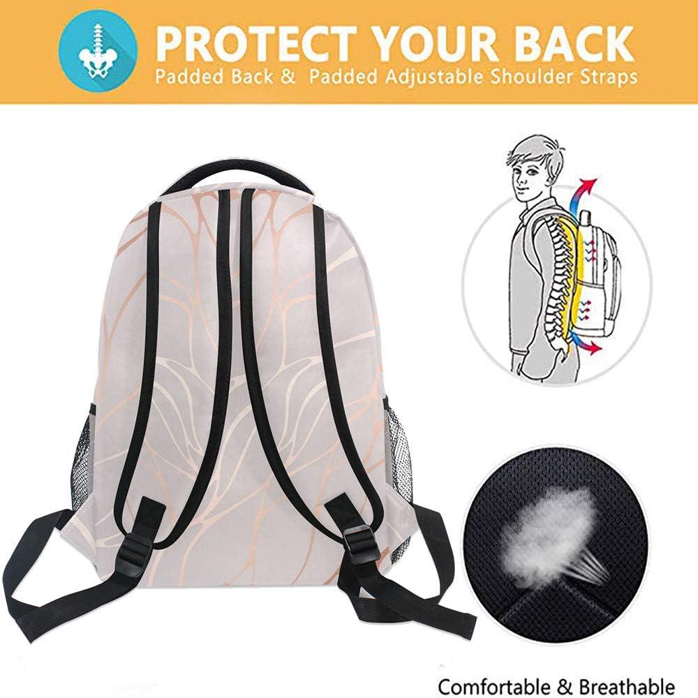 School Bookbag Travel Laptop Backpack Students Daypacks for for Teen Girls Boys kids