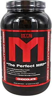 MTS Nutrition Macrolution MRP Chocolate 2.8 lbs (1290g)