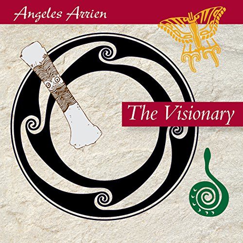 The Visionary audiobook cover art