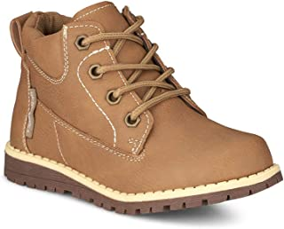 Akademiks Boys' Boots, Boots for Kids and Toddlers Tan