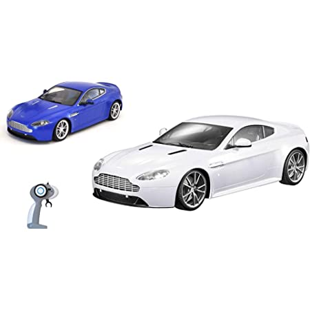 Hsp Himoto Aston Martin V8s Vantage Rc Ferngesteuertes Lizenz Fahrzeug Im Original Design Modell Maßstab 1 16 Ready To Drive Auto Inkl Fernsteuerung Und Batterien Neu Amazon De Spielzeug