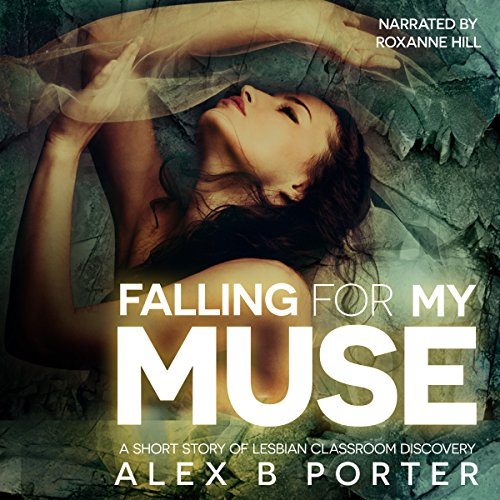 Falling for My Muse audiobook cover art