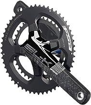 Full Speed Ahead FSA SL-K Light ABS BB386EVO Road Bicycle Crankset - Black