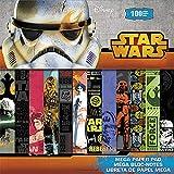 Trends International Star Wars Saga Paper Pad 100 PG