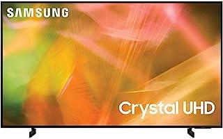 "SAMSUNG 50"" Crystal UHD 4K Smart TV UN50AU8000FXZX (2021)"