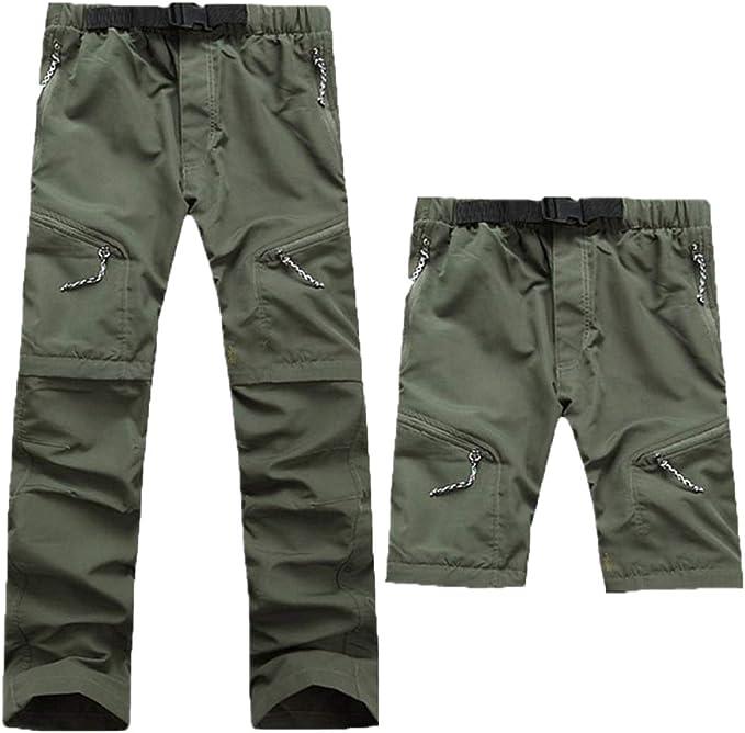 Evere Men Mountain Lightweight Convertible Pants