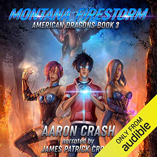 Montana Firestorm cover art